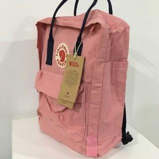 フェールラーベン(FJALL RAVEN)の Fjallraven Kanken16L リュック  ピンク 人気品(リュック/バックパック)