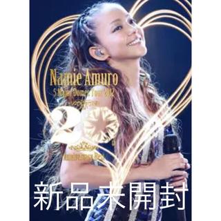 安室奈美恵 5Major Domes Tour 2012 新品未開封 DVD(ミュージック)