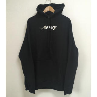 シュプリーム(Supreme)のAwake 18ss logo hoodie パーカー(パーカー)