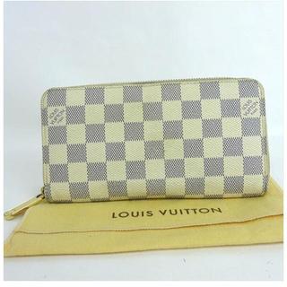 ルイヴィトン(LOUIS VUITTON)の❤ルイヴィトン❤ 長財布 財布 メンズ レディース アズール(財布)