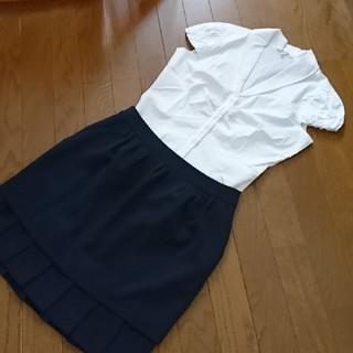 ナラカミーチェ(NARACAMICIE)のステンカラーシャツ美品(シャツ/ブラウス(半袖/袖なし))
