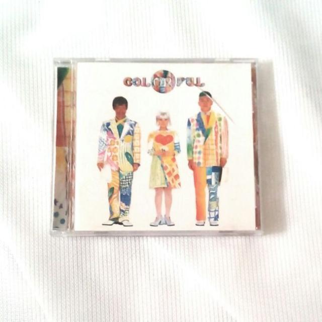 ★ポケットビスケッツ カラフル  CDアルバム★ エンタメ/ホビーのCD(ポップス/ロック(邦楽))の商品写真