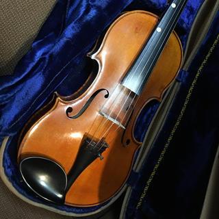 遺品整理 ヴァイオリン ドイツ製 hofner(ヴァイオリン)