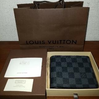 ルイヴィトン(LOUIS VUITTON)の新品未使用!早い者勝ち!希少!ルイヴィトン折財布!(折り財布)