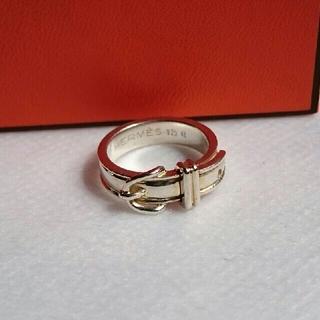 エルメス(Hermes)の*専用*Hermes サンチュール シルバー リング(リング(指輪))