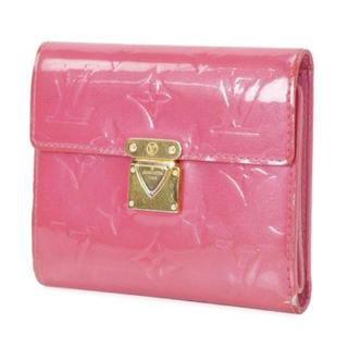 ルイヴィトン(LOUIS VUITTON)のルイヴィトン コアラ 折財布 ヴェルニ(折り財布)