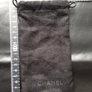 シャネル(CHANEL)のCHANEL メガネ入れ布袋 巾着(ポーチ)
