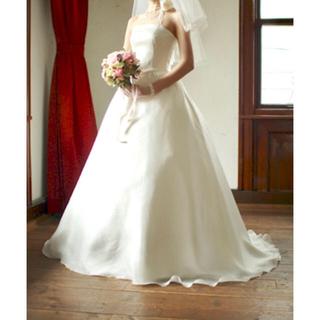 ヴェラウォン(Vera Wang)のヴィーヴラマリエ♡ウエディングドレス シルク トリートドレッシング(ウェディングドレス)