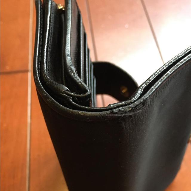 e04a0cc51aac PRADA - ✨レアPRADA 刺繍ロゴ ジャンク二つ折り財布✨の通販 by まりる ...