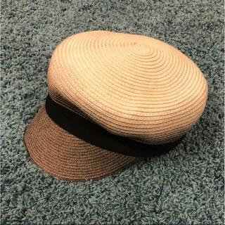 ディーゼル(DIESEL)のDIESEL キャスケット 帽子(キャスケット)