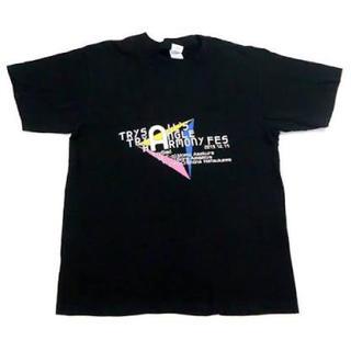TrySail トラハモフェス Tシャツ黒(Tシャツ)