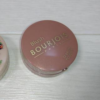 ブルジョワ(bourjois)のブルジョワ チーク(チーク)