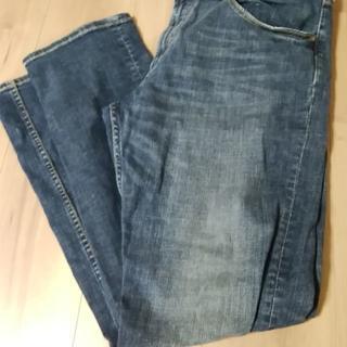 ムジルシリョウヒン(MUJI (無印良品))の値下げ!無印良品 メンズ ジーンズ XL(デニム/ジーンズ)