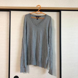 ギャップ(GAP)の【GAP】メンズ長袖ニットセーター Lサイズ(ニット/セーター)