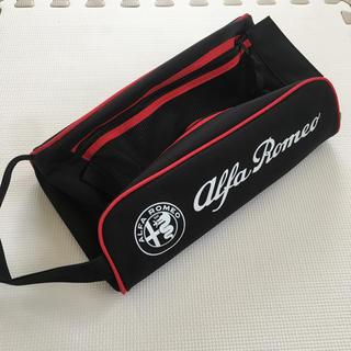 アルファロメオ(Alfa Romeo)のアルファロメオ シューズバッグ(バッグ)