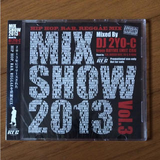 非売品!MIX SHOW 2013 Vol.3(クラブ/ダンス)