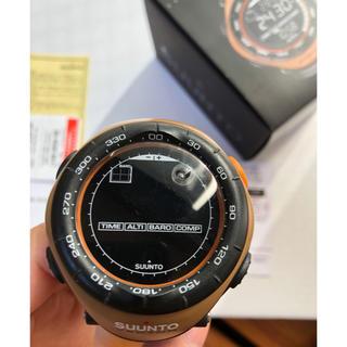 スント(SUUNTO)のSUUNTO VECTOR スント ヴェクター ベクター(腕時計(デジタル))