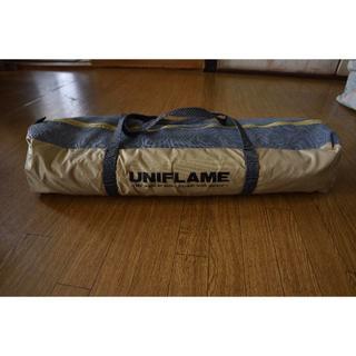 ユニフレーム(UNIFLAME)のREVOタープ M 1回使用(テント/タープ)