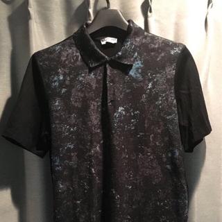 バレンシアガ(Balenciaga)のbalenciaga ポロシャツ(Tシャツ/カットソー(半袖/袖なし))