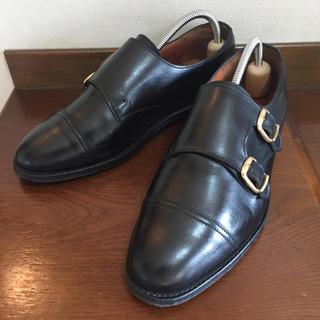 チャーチ(Church's)の【Lloyd Footwear】90's ダブルモンクドレスシューズ  (ドレス/ビジネス)