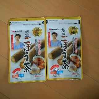 あじかん 焙煎ごぼう茶 2袋40包(健康茶)