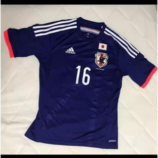 アディダス(adidas)のサッカー日本代表 2016 ユニホーム(スポーツ選手)
