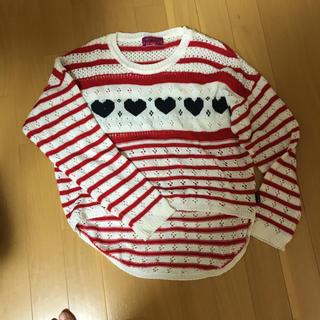 子供服 羽織りニット(ニット)