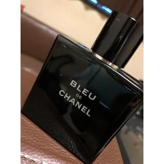 シャネル(CHANEL)のBLEU DE CHANEL 50ml(香水(男性用))