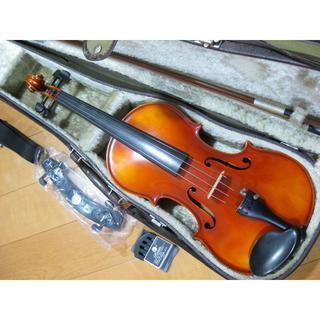 スズキ(スズキ)の高級 国産バイオリン SUZUKI No.300 4/4 フルセット(ヴァイオリン)