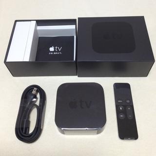 アップル(Apple)のApple TV 第4世代 32G 未使用品(テレビ)
