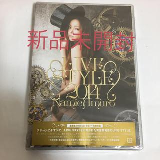 安室奈美恵 LIVESTYLE 2014  豪華盤  新品未開封(ミュージック)