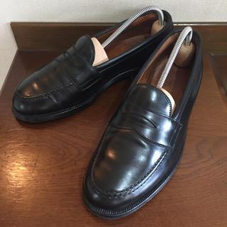 チャーチ(Church's)の【Lloyd Footwear】90's ローファー ブラック UK6.5(ドレス/ビジネス)