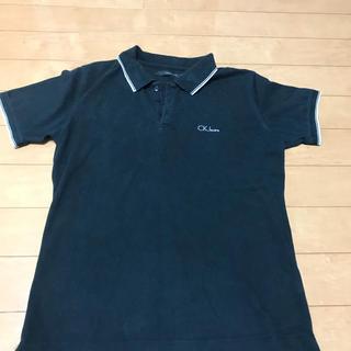 カルバンクライン(Calvin Klein)の2222→  カルバンクラインポロシャツ サイズXL  (ポロシャツ)
