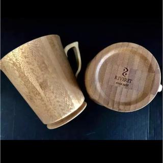 ムジルシリョウヒン(MUJI (無印良品))のリヴェレット マグカップ  ペア(グラス/カップ)