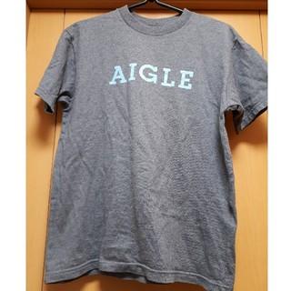 エーグル(AIGLE)のエーグル ロゴTシャツ(Tシャツ(半袖/袖なし))