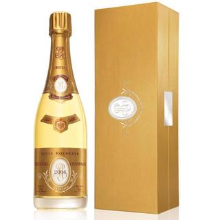 ドンペリニヨン(Dom Pérignon)のルイロデレール クリスタルブリュット(シャンパン/スパークリングワイン)