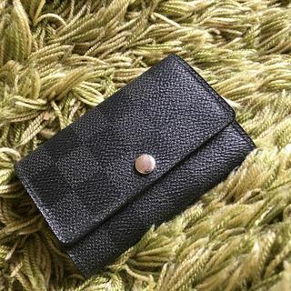 ルイヴィトン(LOUIS VUITTON)のミュルティクレ 6連キーケース(折り財布)