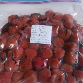 かつお梅干し400g中サイズ大分県産(漬物)
