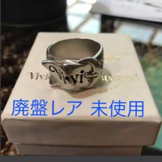 ヴィヴィアンウエストウッド(Vivienne Westwood)の【新品同様】ヴィヴィアンウエストウッド 旧ベルトリングL(リング(指輪))