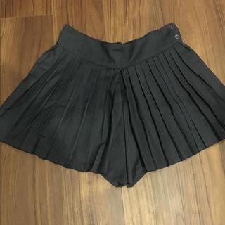 ●HANJIRO● プリーツキュロットスカート