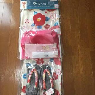 しまむら - 【新品未使用】浴衣 5点セット!