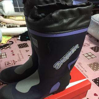 長靴 レインブーツ  防水  28.0 新品‼️(長靴/レインシューズ)