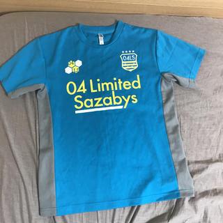 04 Limited Sazabys ゲームTシャツ(ミュージシャン)