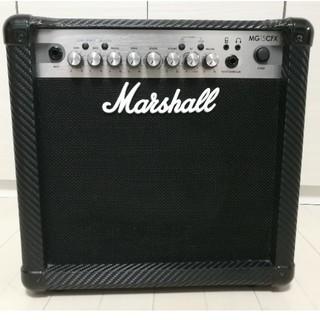 フランクリンアンドマーシャル(FRANKLIN&MARSHALL)のマーシャル ギターアンプ Marshall MG15CFX ジャンク(ギターアンプ)