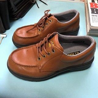 ジーティーホーキンス(G.T. HAWKINS)のGTホーキンスモックオックスフォード  サイズ 24、5cm(ブーツ)