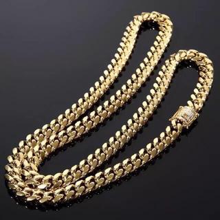 アヴァランチ(AVALANCHE)のmiami cuban chain(ネックレス)