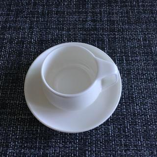 ノリタケ(Noritake)のエスプレッソカップ&ソーサー  マークニューソン(食器)