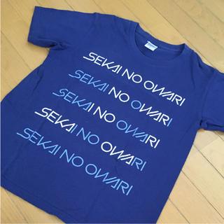 セカオワ  Tシャツ(ミュージシャン)