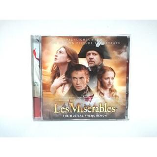 【美品】映画版『レミゼラブル/Les Misérables』サントラCD/国内盤(映画音楽)