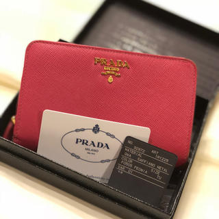 プラダ(PRADA)のPRADA プラダ サフィアーノ お財布 ♡(財布)